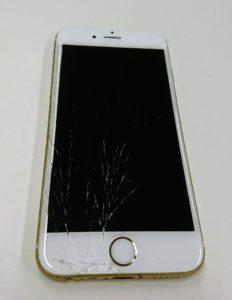 バリバリのiPhone6S
