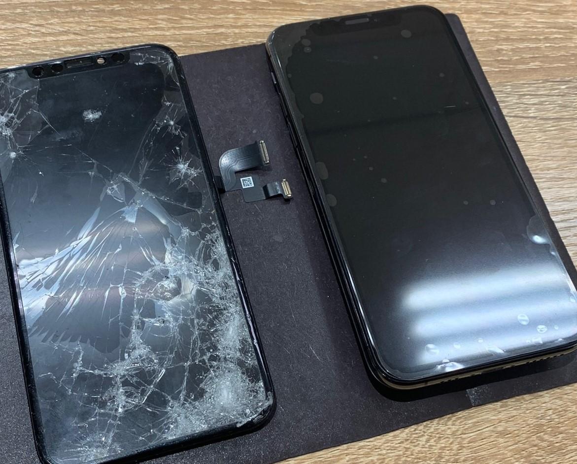 アイフォン修理が一番安いのはテレスマ